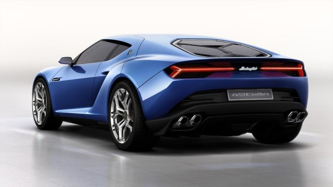 A8 Lamborghini Asterion