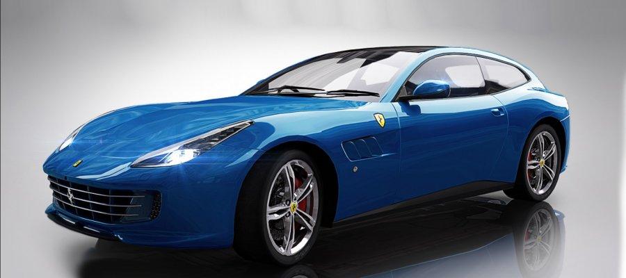 A8 Ferrari GTC4Lusso