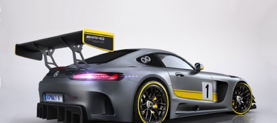 A8 Mercedes-AMG GT3