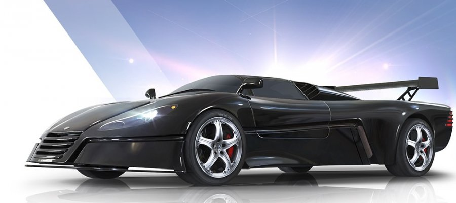 A8 Sbarro GT1