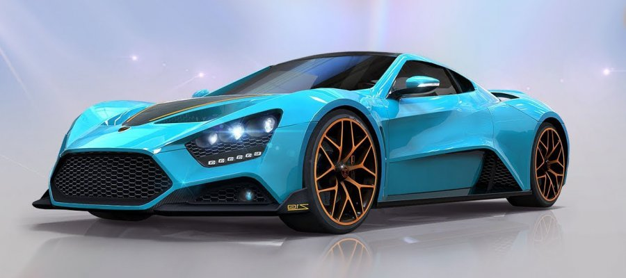 A8 Zenvo TS1 GT 10th Anniversary Edition