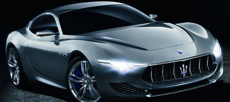 A8 Maserati Alfieri