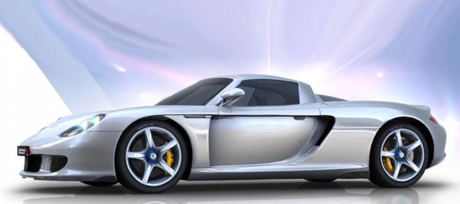 A8 Porsche Carrera GT