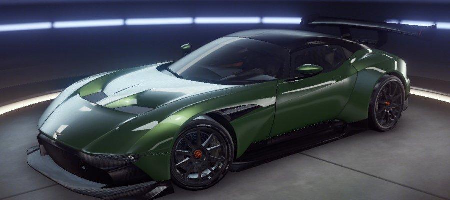 A8 Aston Martin Vulcan