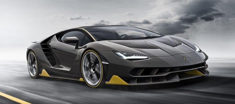 A8 Lamborghini Centenario