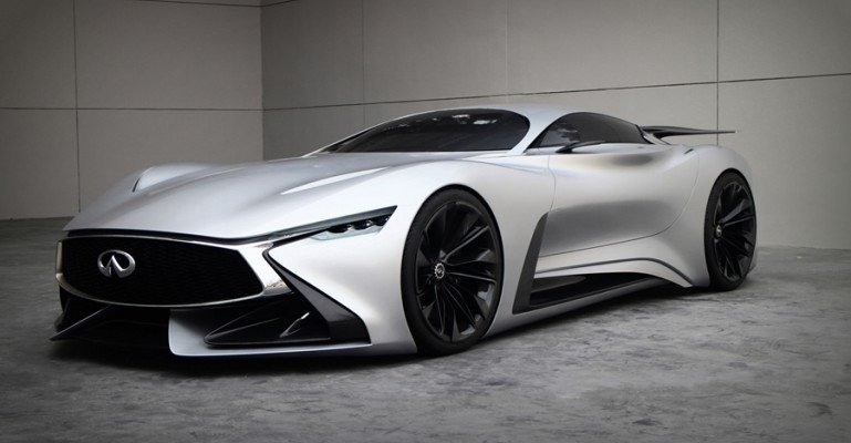 A8 Infiniti Vision GT