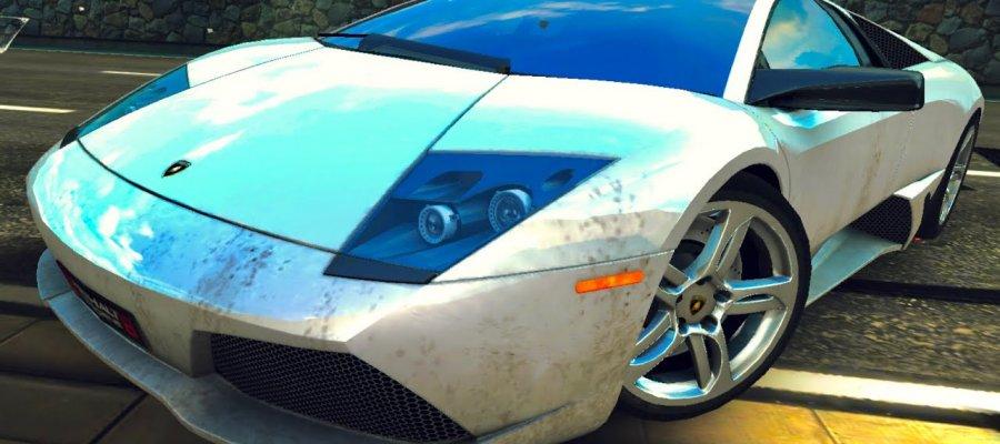 A8 Lamborghini Murciélago LP640