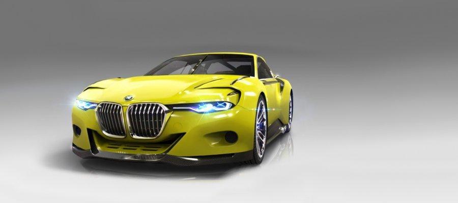 A8 BMW 3.0 CSL Hommage